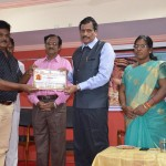 WORKSHOP CONDUCTED BY SCULPTURE DEPARTMENT OF TAMIL UNIVERSITY