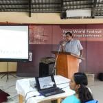 VICE CHANCELLOR Dr.G.BHASKARAN SPEECH ON THE OCCASSION