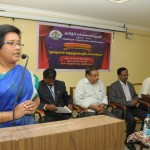 """Department of Environmental Science- Special Lecture on - """"Proper Medical Waste Management""""  held on 03.02.2020 at Science Block , Tamil University."""