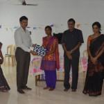 Mr.RANGARAJ AND Mr.RAMASUBRAMANIAM ENTREPRENEURS FROM KARUR HAD DONATED BLANKET FOR TAMIL UNIVERSITY HOSTEL STUDENTS