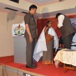 GANDHIAN ECONOMIST Dr.J.C.KUMARRAPPA 125 th BIRTHDAY CEREMONY IN THE PRESENCE OF VICE CHANCELLOR