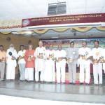 CHENNAI VAINAVA COLLEGE RELEASED SIDDHAR LITERATURE BOOKS IN PRESENCE OF VICE CHANCELLOR