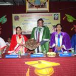 HONOURING CHIEF GUEST VICE CHANCELLOR Dr.G.BHASKARAN