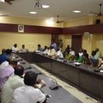 Officials Meet Minister2