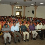 "School of Philosophy and Indian Philosophical Research Organization has jointly organized the Regional Conference on ""Swami Ramalingar Philosophical Thoughts"" on the date 30.08.2019 at Tamil University. In this event Honourable Vice-Chancellor, Deans, Head of the Departments, Professors, Special Guests and Students are actively participated."