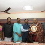 World Mother Language Day function is organized by Tamil University in the Date 21.02.2020. In this event, Honourable In this event our Honourable Vice-Chancellor, Dean, Head of the Departments, Professors, Special Invitees and Students from various other department participated.