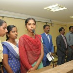 """Department of Computer Science of Tamil University has organized the conference in the theme """"Data Security Methods in Tamil Computers"""" dated 25.02.2020. In this event our Honourable Vice-Chancellor, Dean, Head of the Departments, Professors, Special Invitees and Students from various other department participated."""