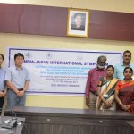 Indo-Japan International Symposium Event Photos  - 12th,13th, 14-2-2019