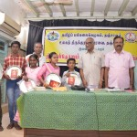 PRIZE DISTRIBUTIONS TO STUDENTS IN THE THIRUKKURAL CONTACT CLASSES - A JOINT WORK OF TAMIL UNIVERSITY AND ULAGA THIRUKKURAL PERAVAI CONDUCTED AT BESANT ARANGAM ,THANJAVUR ON 04.02.2019