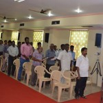 ON BEHALF OF INDIAN CONSTITUTION DAY,PLEDGE TAKING EVENT WAS CONDUCTED BY Dr.G.BHASKARAN HON'BLE VICE CHANCELLOR OF TAMIL UNIVERSITY