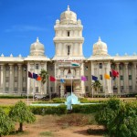 FRONT VIEW OF TAMIL UNIVERSITY