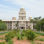 VIEW OF TAMIL UNIVERSITY