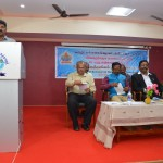 Honourable Vice-Chancellor, Registrar, Respected Head of the Departments, Professors, Special Invitees and Students of Tamil University participation in the UGC 12th Five Year Plan National Conference Event held on 14.03.2019 at Tamil University.