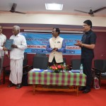 Honourable Vice-Chancellor, Registrar, Head of the Department , Professors, Special Invitees and Students of Tamil University participation in the 'Sorkuvai Thittam'   Conference held on 18.03.2019 at Tamil University organized by the Department of Lexicography.