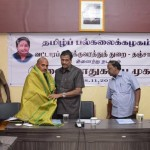 THANJAVUR TAMIL UNIVERSITY & REGIONAL TRANSPORT OFFICE  CONTUCTED ROAD SAFETY CAMP