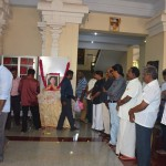 DEATH CEREMONY OF TAMIL NADU CHIEF MINISTER