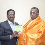 VC with the Members of Malaysia Tamil Mani Mandram