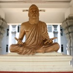 தமிழ் பல்கலைக்கழக திருவள்ளுவர் சிலை