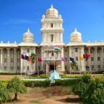 தமிழ் பல்கலைக் கழக முகப்பு காட்சி